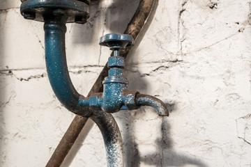 DDR Fabrik Wasserhahn