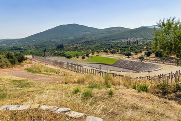 Ancient Messene, Greece