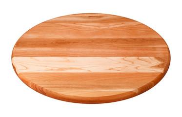 Round Wooden Cutting Board