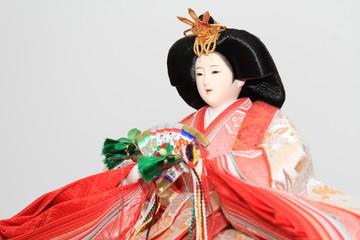 雛人形 (女雛)