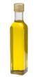 Leinwanddruck Bild - Ölflasche