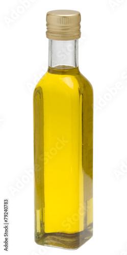 Leinwanddruck Bild Ölflasche
