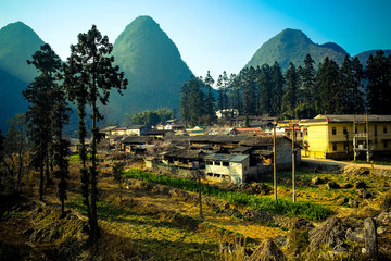 Ha Giang is a northernmost province in Vietnam.