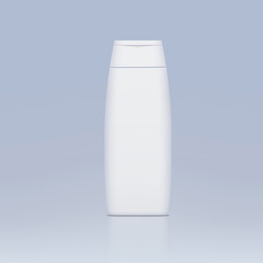plastic bottle for shampoo