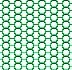 Hexagonal net
