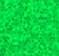 Triangle ornament