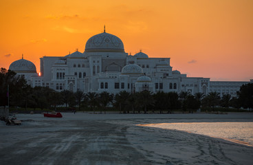 New Presidential Palace in Abu Dhabi