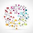 Communication network - 79251563