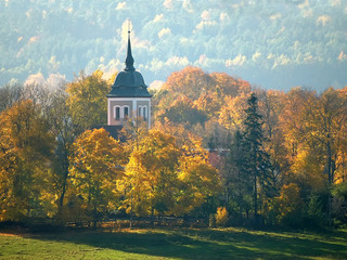country landscape, Poland