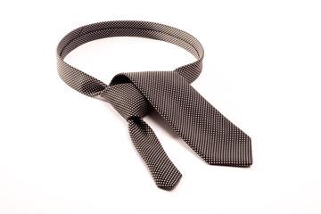 Black and White Tie