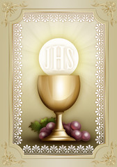 Communion card
