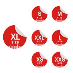 Size  labels1