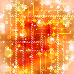 abstract background of festive