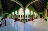 Palais du gouverneur à Mérida au Mexique