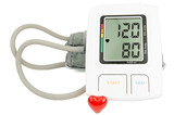 normal blood pressure digital monitor