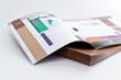 Leinwanddruck Bild - Broschürendruck