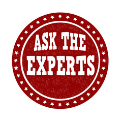 Ask the experts stamp