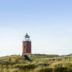Alter Leuchtturm Kampen auf Sylt