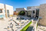 The J. Paul Getty Museum in Los Angeles