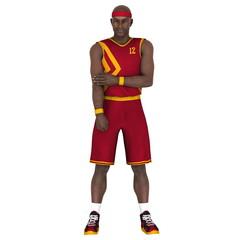 バスケットボール選手