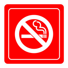 No Smoke icon great for any use. Vector EPS10.