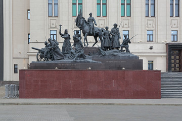 Monument to the heroes of the First World War, Moscow