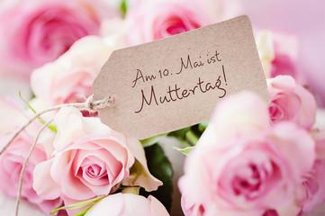 Bald ist Muttertag! 2015