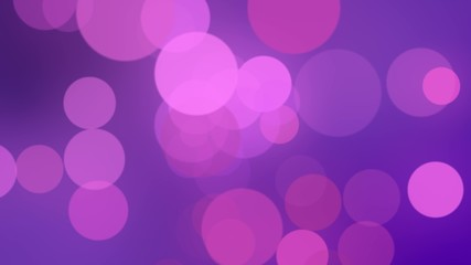 4k bokeh pink lens motion background