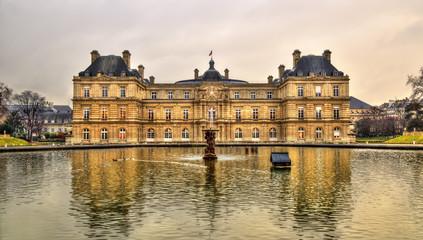 Palais du Luxembourg - Senate of France - Paris