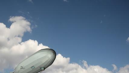 Zeppelin Blimp Animation
