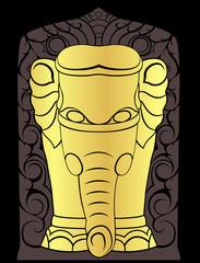 Pillar of elephant