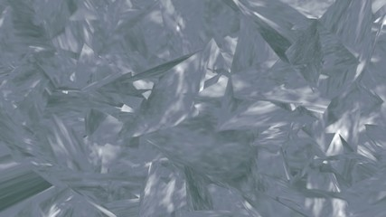 Abstract shards background backdrop glass