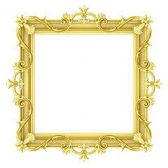 golden fretwork