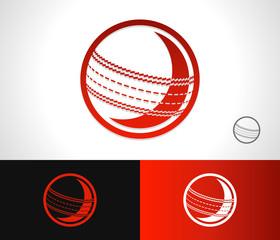 Cricket Ball Icon