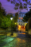 The historic district of Montmartre in Paris,France - 79269311