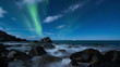 Aurora Borealis timelapse in Norway