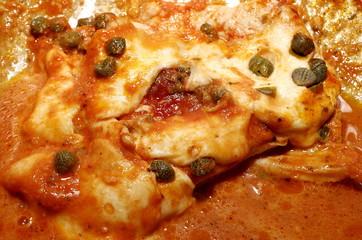 Meat Pizzaiola