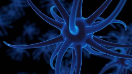 Neuronen Gehirn Alzheimer Signale Kommunikation