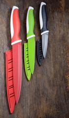 ceramic knifes
