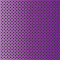 Metal perforated texture purple background