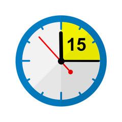 Icono 15 minutos