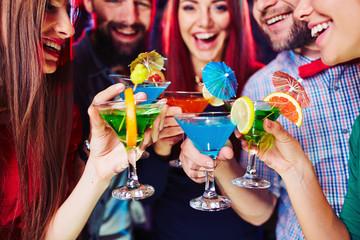 Martini hysteria