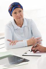 Chimiotherapie Senior