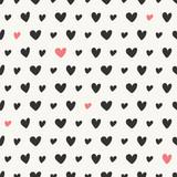 Seamless Hearts Pattern - 79278353