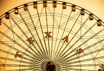 The Texas Star, Fair Park of Dallas