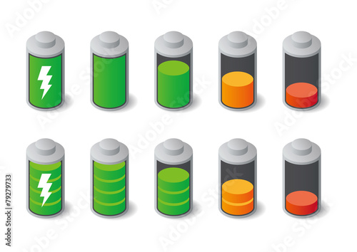 Battery icon - 79279733