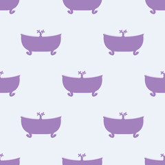 Pattern with bathes
