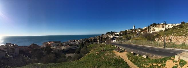 Panorama de Sète