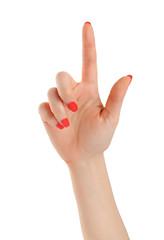 Hands. Gesture.