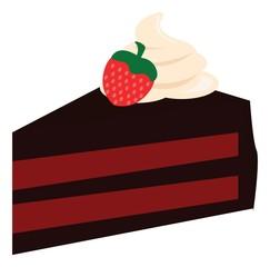 slice of cake food icons